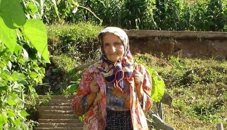 Yeşilalan mahallesinden Saliha Yaldız vefat etti