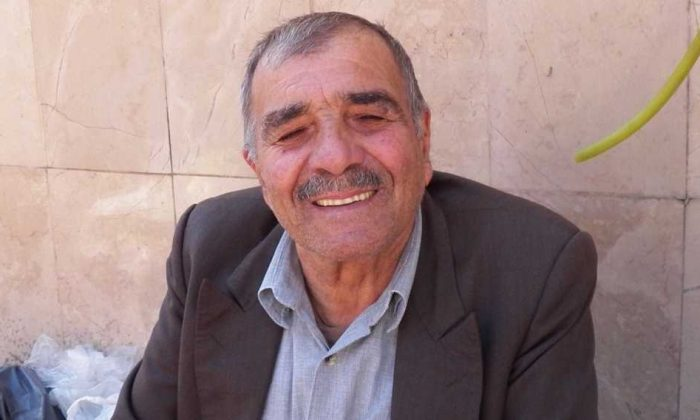 Koldere'de Mehmet Karataş vefat etti