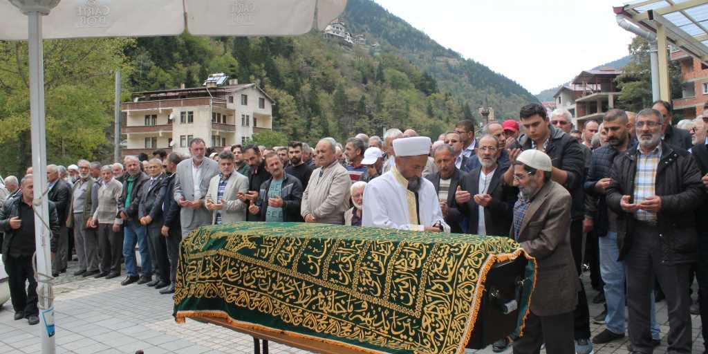 Mustafa Kaplan Taşkıran'da toprağa verildi 2