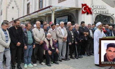 Mustafa Kaplan Taşkıran'da toprağa verildi
