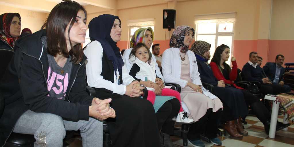 Taşkıran Eğitim Kurumlarında Okul Aile birliği toplantısı 1
