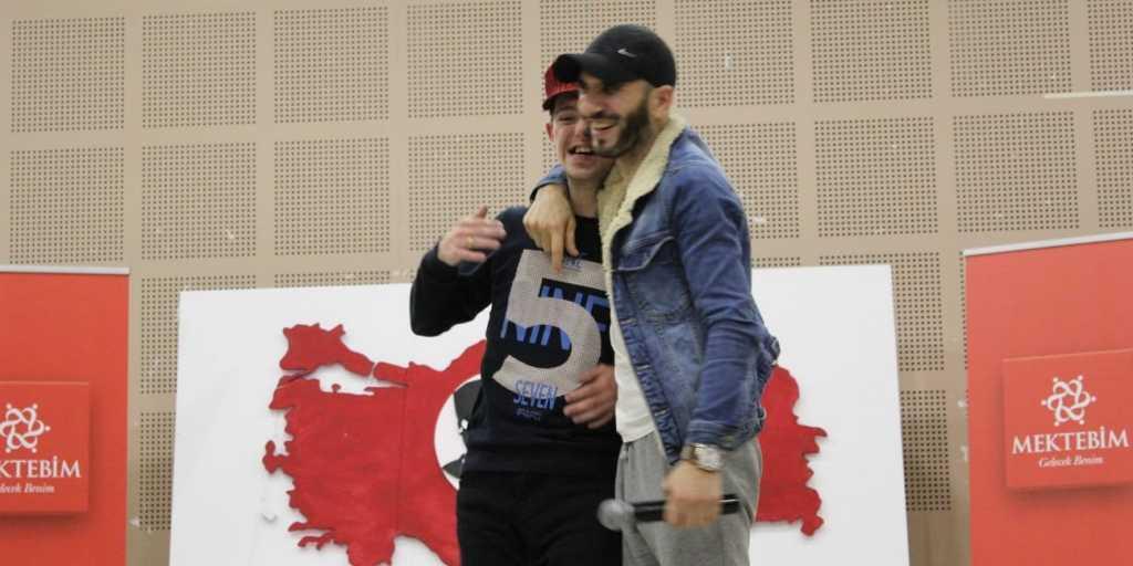 Türkiye'de İlk Tüm Engelliler Sanat Akademisi 3