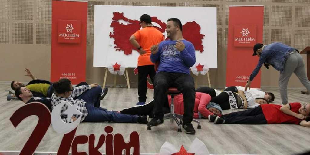 Türkiye'de İlk Tüm Engelliler Sanat Akademisi 6