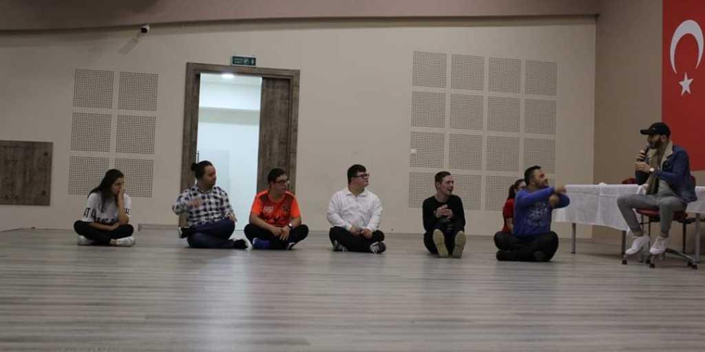 Türkiye'de İlk Tüm Engelliler Sanat Akademisi 5