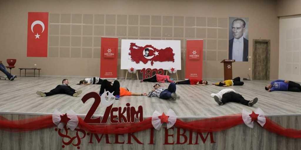 Türkiye'de İlk Tüm Engelliler Sanat Akademisi 4