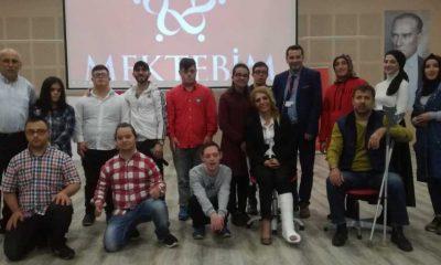Türkiye'de İlk Tüm Engelliler Sanat Akademisi