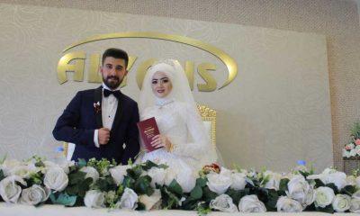 Konya'dan Demirkapı'ya gelin geldi.