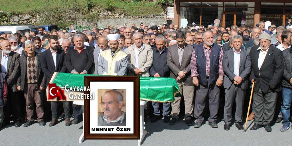 Mehmet Özen'ı binlerce kişi uğurladı