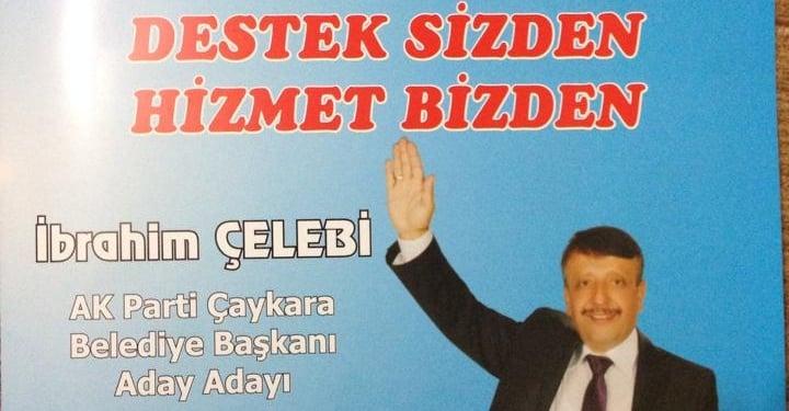 İbrahim Çelebi Çaykara'dan AK.Partiden aday adayı oldu 1