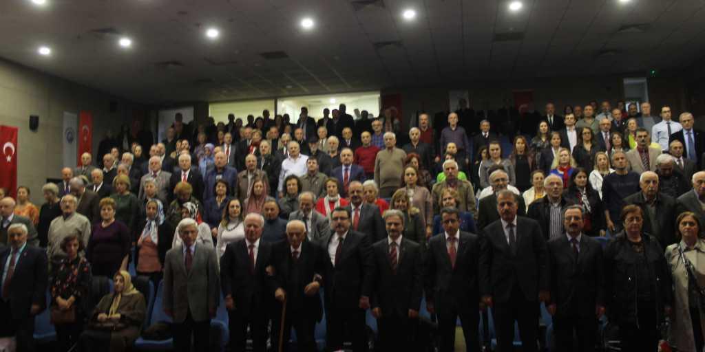 Trabzon'un efsane öğretmeni, asırlık çınar Ahmet Gürsoy unutulmadı! 15