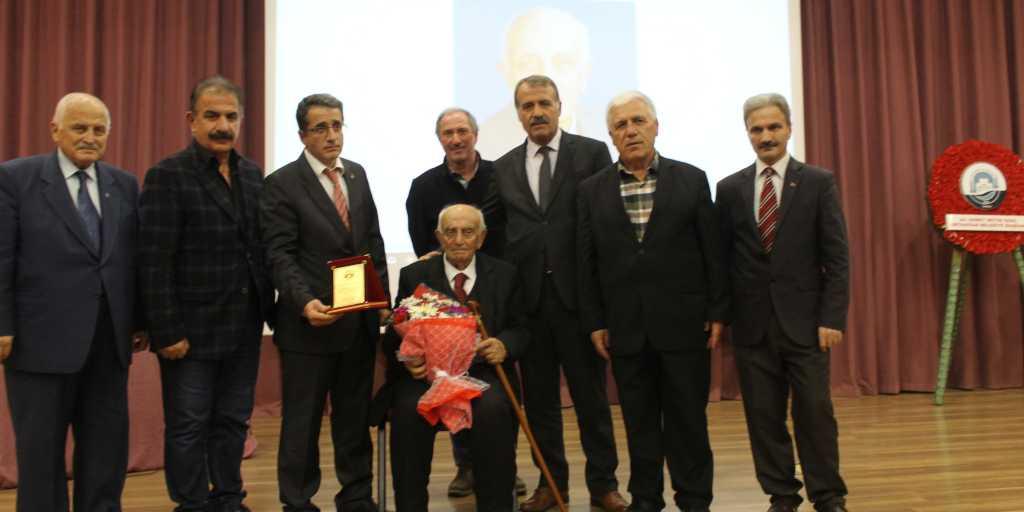Trabzon'un efsane öğretmeni, asırlık çınar Ahmet Gürsoy unutulmadı! 10