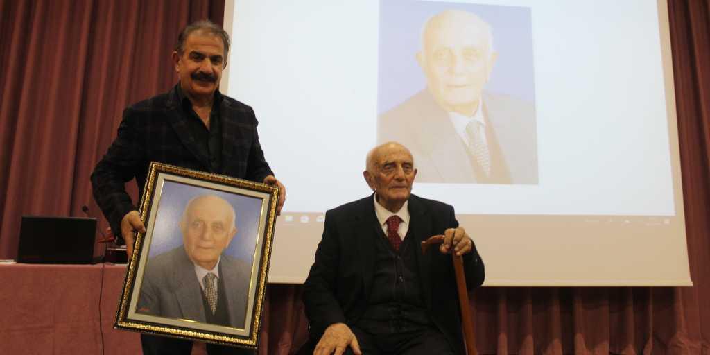 Trabzon'un efsane öğretmeni, asırlık çınar Ahmet Gürsoy unutulmadı! 9