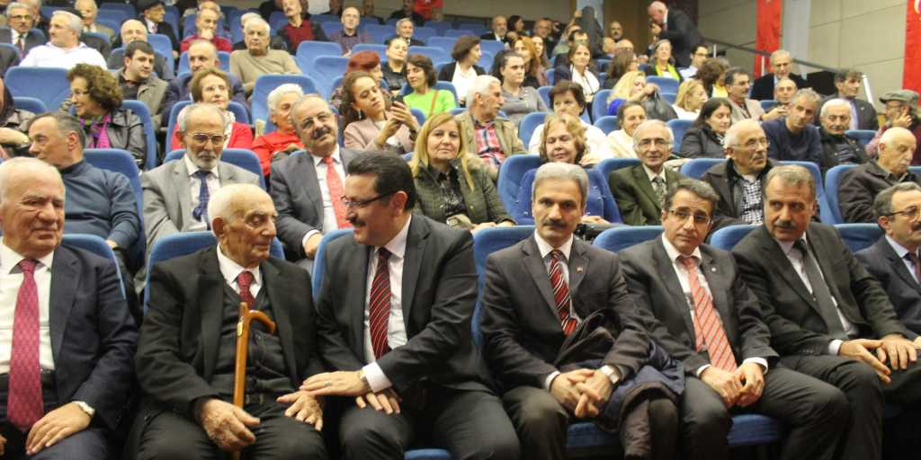 Trabzon'un efsane öğretmeni, asırlık çınar Ahmet Gürsoy unutulmadı! 17