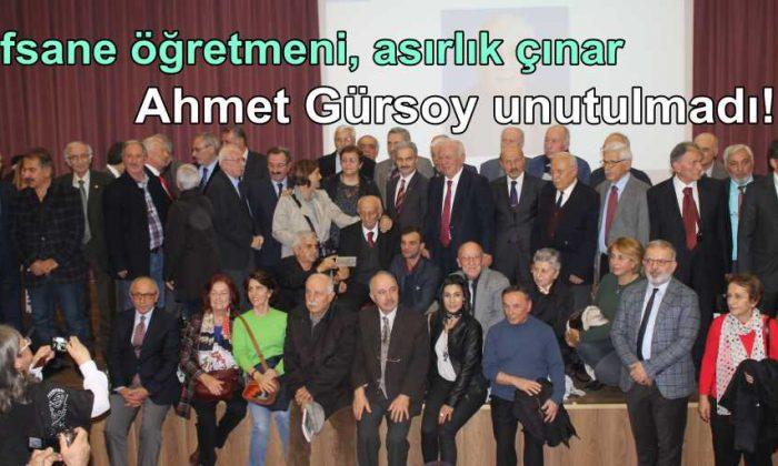 Trabzon'un efsane öğretmeni, asırlık çınar Ahmet Gürsoy unutulmadı!