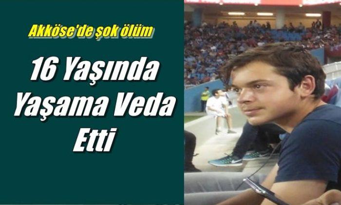 Ahmet Kaan Gür 16 yaşında kaza sonucu yaşamını yitirdi