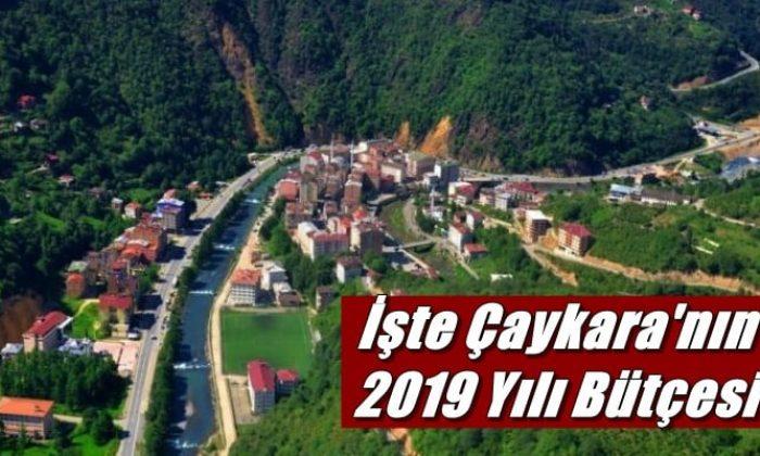 Trabzon'daki Belediyelerin 2019 Yılı Bütçeleri Belli Oldu