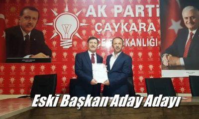 Eski Belediye Başkanı Namık Kemal Gedikoğlu aday adayı