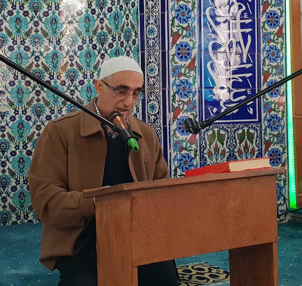 Hacı Ferşad Efendi Kur'an Kurslarında hafızlık İcazeti ve Kur'an ziyafeti gerçekleştirildi 1