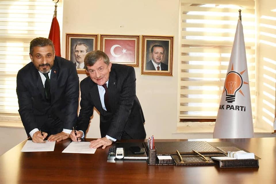 Türkay Gümüş Büyükşehir'e aday adaylığı için başvurdu