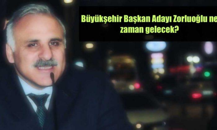 Murat Zorluoğlu Trabzon'a ne zaman gelecek?