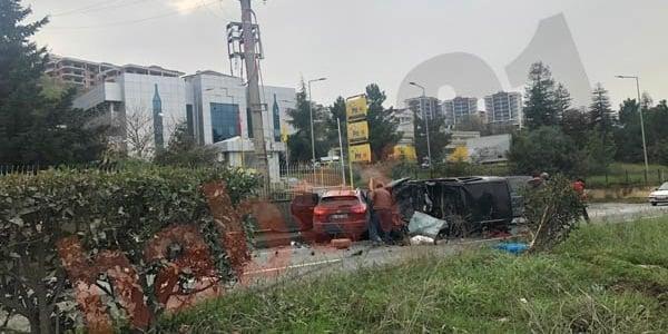 Gönül Ağırman Trafik kazası sonucu vefat etti 1