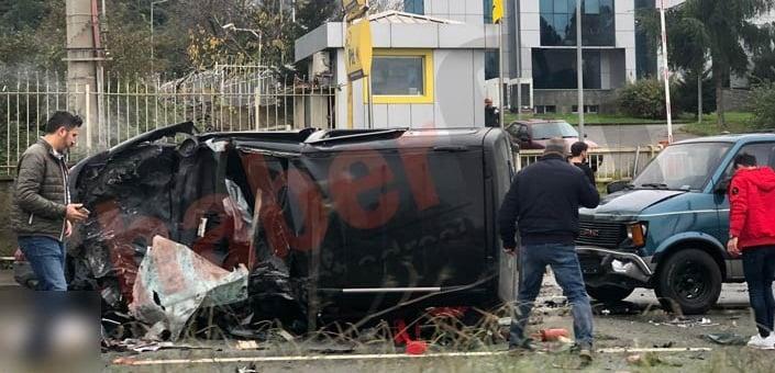 Gönül Ağırman Trafik kazası sonucu vefat etti 2
