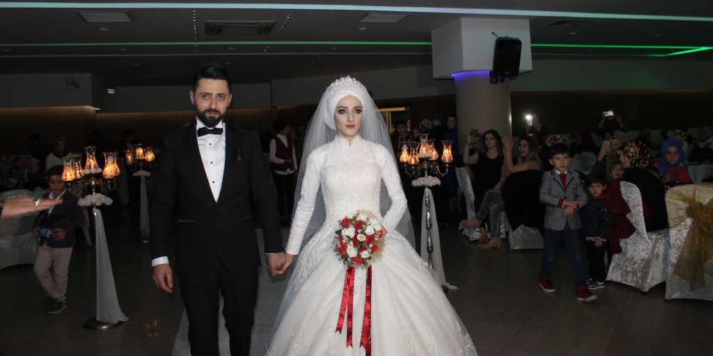 Masal tadında düğün 9