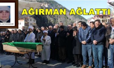 Gönül Ağırman'ı binler uğurladı