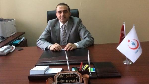 Çaykara'da Evde Sağlık Hizmetleri İstasyonu açıldı. 1