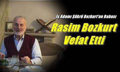 Soğanlı mahallesinden Rasim Bozkurt vefat etti