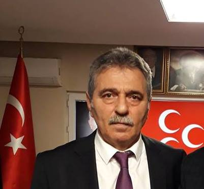 MHP'nin Çaykara Belediye başkan adayı Refik Korkmaz oldu 1