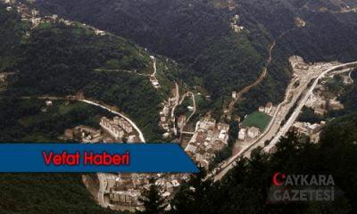 Eski Bakan Uzuner Çaykara'da Toprağa Verildi
