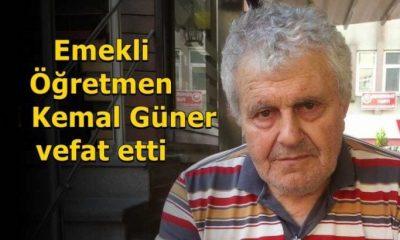 Koldere'de Mustafa Kemal Güner vefat etti