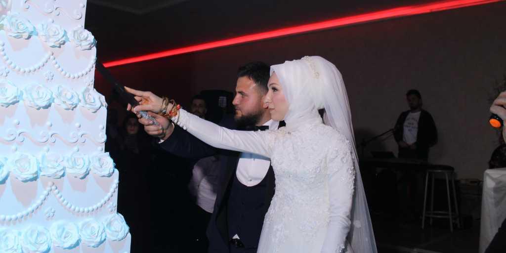 Muhteşem düğün 6