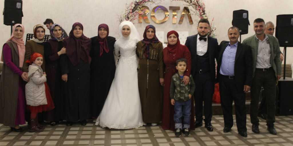 Muhteşem düğün 1