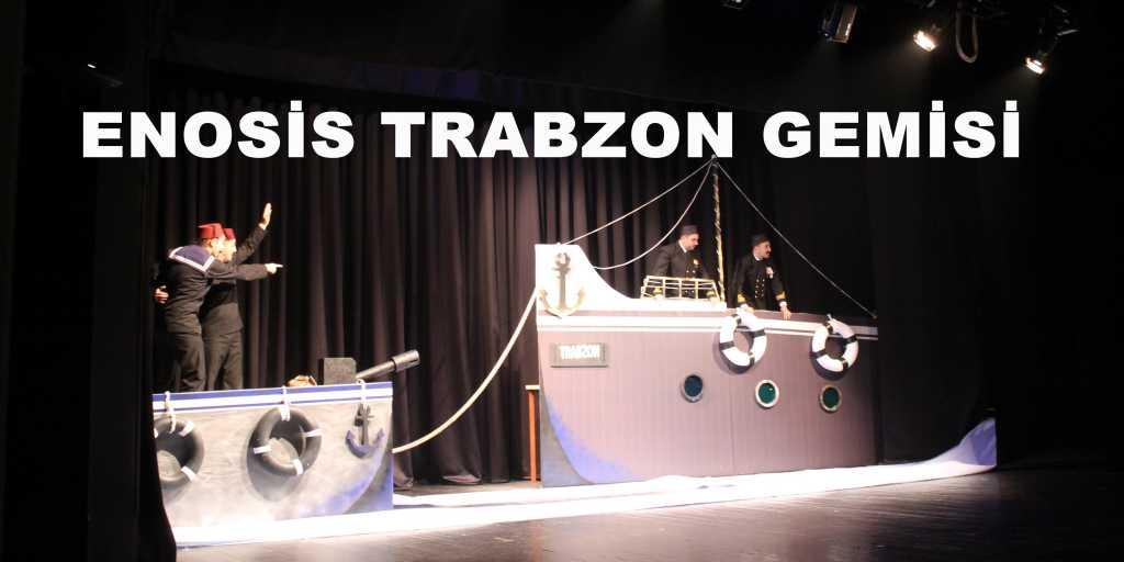 Enosis Trabzon Gemisi