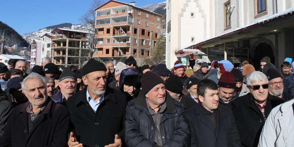 Ahmet Ağırman'a son görev 2