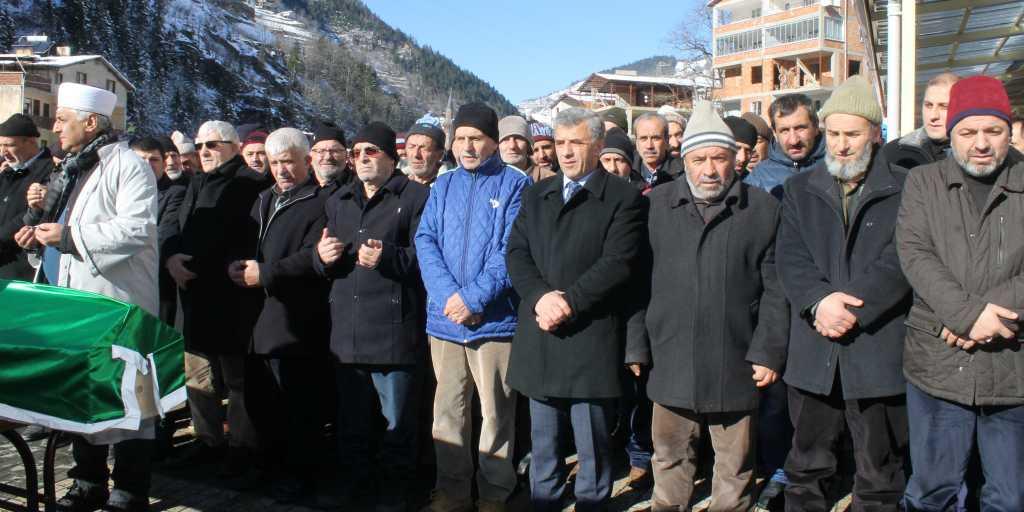 Ahmet Ağırman'a son görev 5
