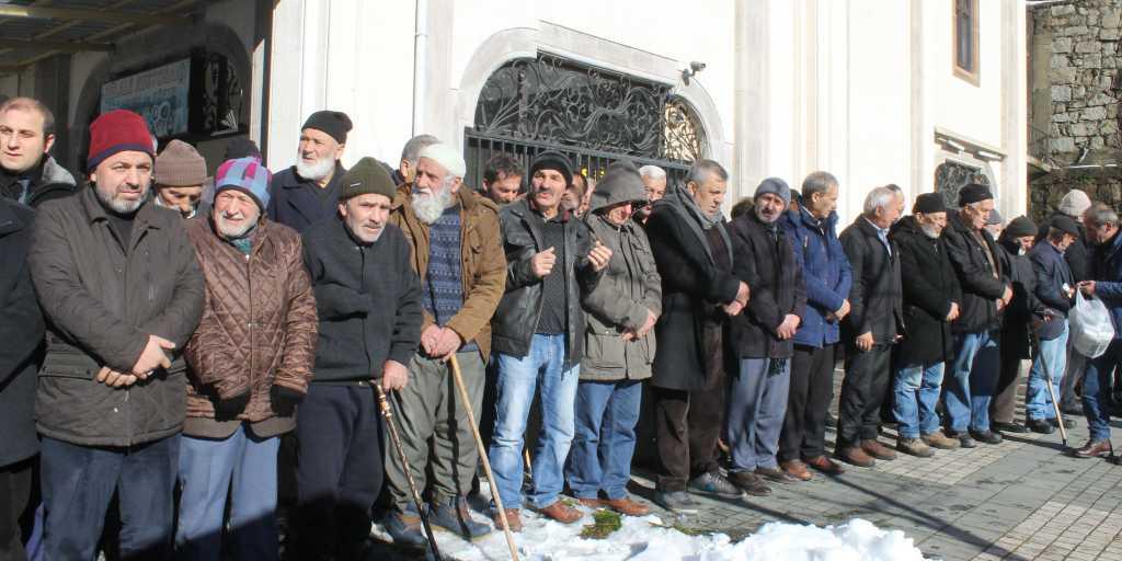 Ahmet Ağırman'a son görev 7