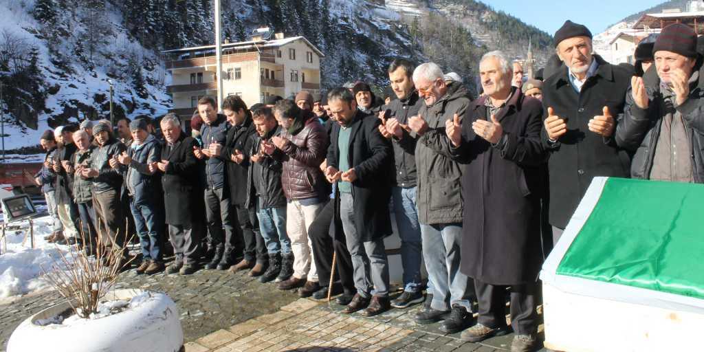 Ahmet Ağırman'a son görev 8