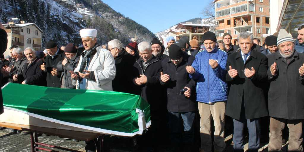 Ahmet Ağırman'a son görev 1