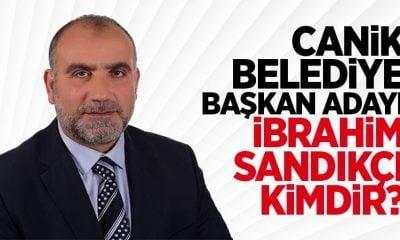Canik'te Holo kökenli İbrahim Sandıkçı aday oldu