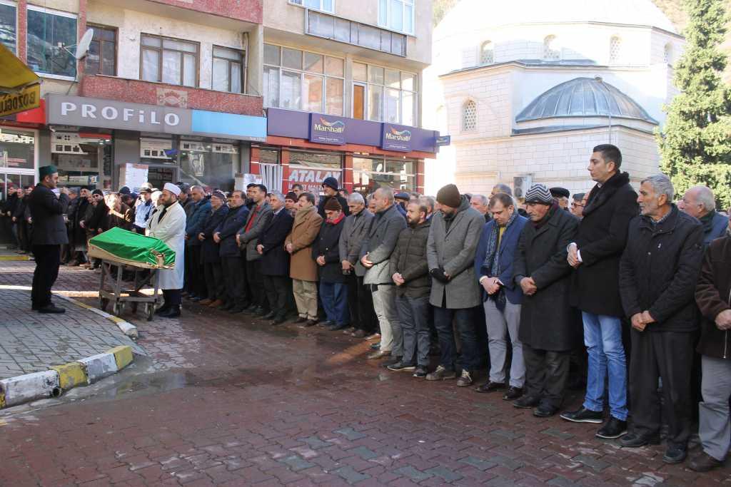 Mustafa Kemal Güner sonsuza uğurlandı 7