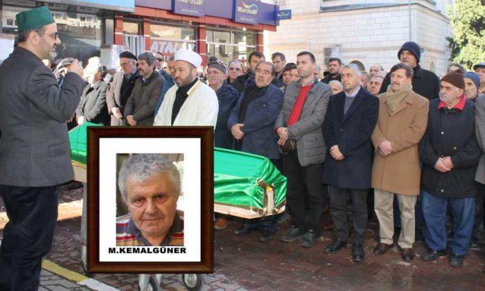 Mustafa Kemal Güner sonsuza uğurlandı