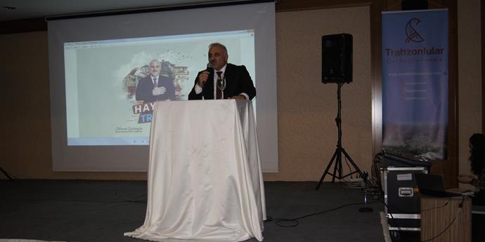 Zorluoğlu İstanbul'da Trabzonlularla buluştu 2