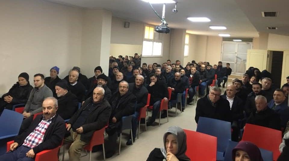 Trabzon ve Çaykaralılar derneği seçime gitti 2