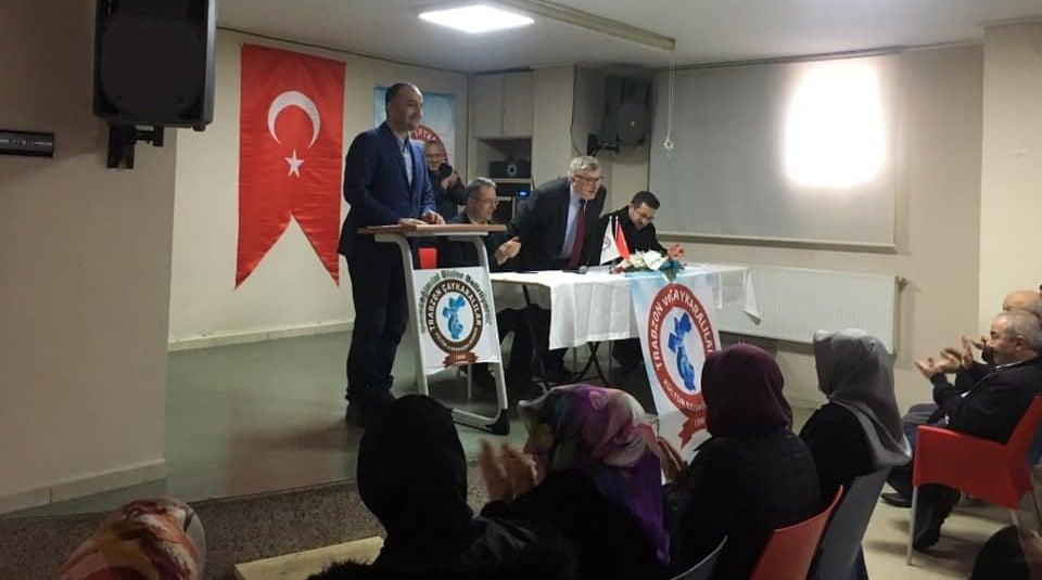 Trabzon ve Çaykaralılar derneği seçime gitti 5