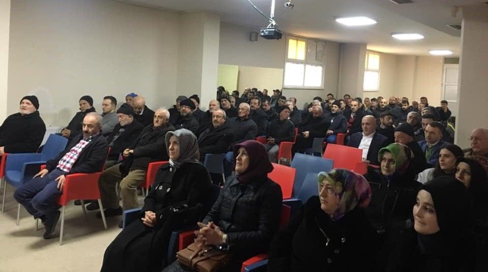 Trabzon ve Çaykaralılar derneği seçime gitti 4