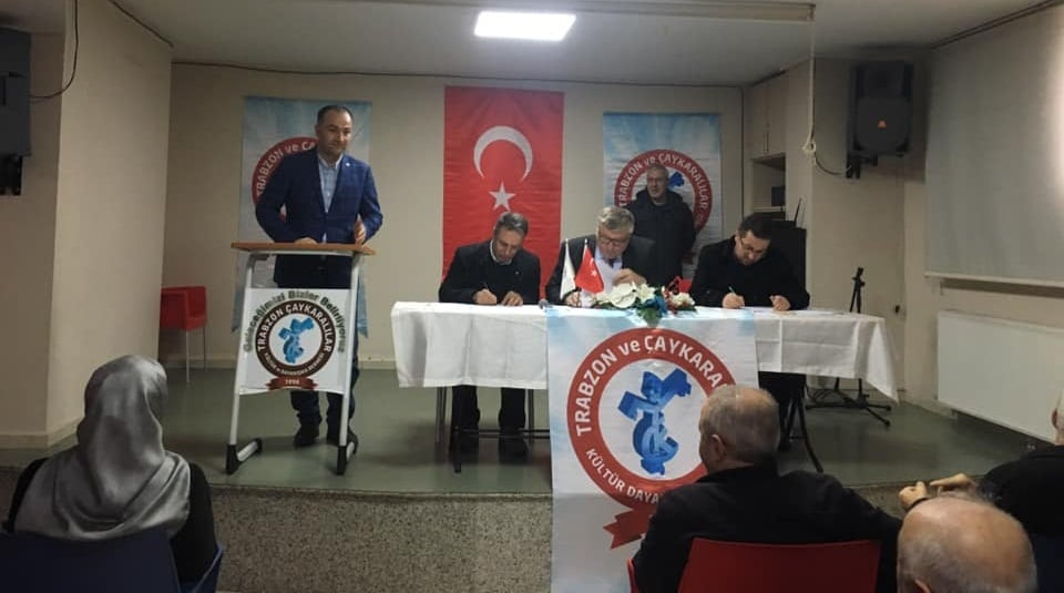 Trabzon ve Çaykaralılar derneği seçime gitti 6