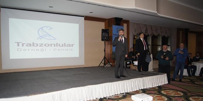 Zorluoğlu İstanbul'da Trabzonlularla buluştu 5